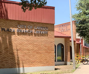Bruni Plaza Branch Library
