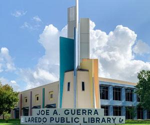 Joe A. Guerra Laredo Public Library