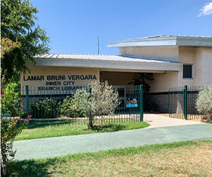 Lamar Bruni Vergara Inner City Branch Library