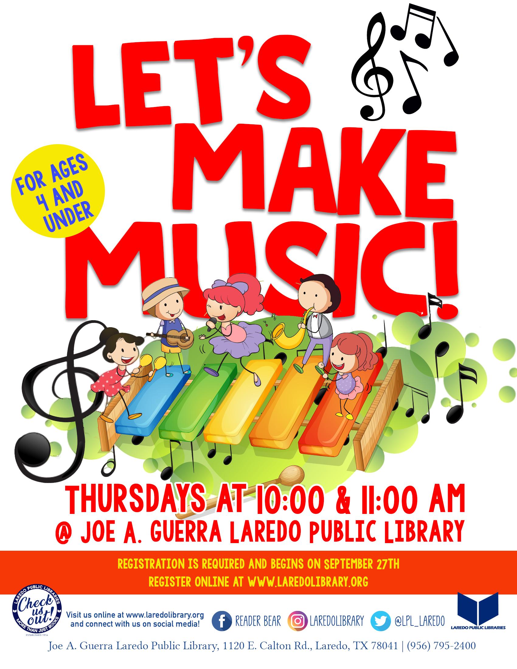 Let's Make Music