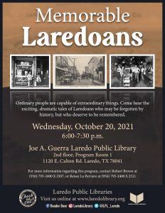 Memorable Laredoans